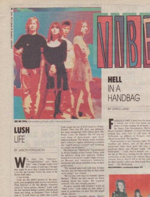 Lush (CL, 1992)