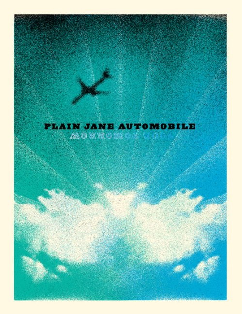plain jane automobile poster by jeff matz